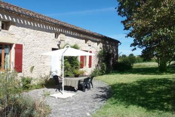 Farm house with gîte and 32 acres