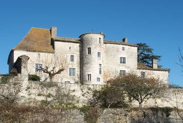 Chateau - built in 15th century -