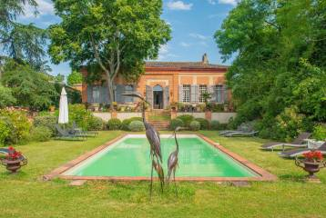 Manor house in excellent condition -Toulouse area-